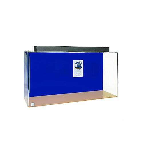 Acrylic Rectangle Aquarium 10 Gallon Clear by Advance Aqua Tanks