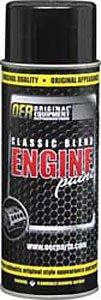 1971-73 OER ENGINE PAINT PONTIAC TEAL/LIGHT - Pontiac Engine Blue