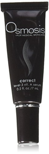 (Osmosis Skincare Correct Vitamin A Serum, Travel Size, 0.2 Fl Oz)