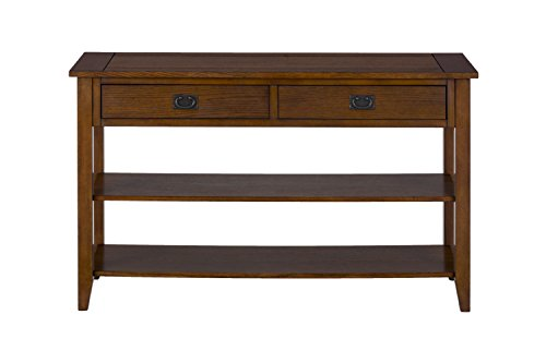 Jofran: 1032-4, Mission Oak, Sofa/Media Table, 48