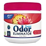 BRIGHT Air 900114EA Super Odor Eliminator Island Nectar and Pineapple Pink 14oz
