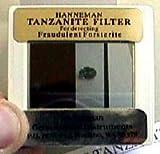Tanzanite Filter/Dichroscope Filter
