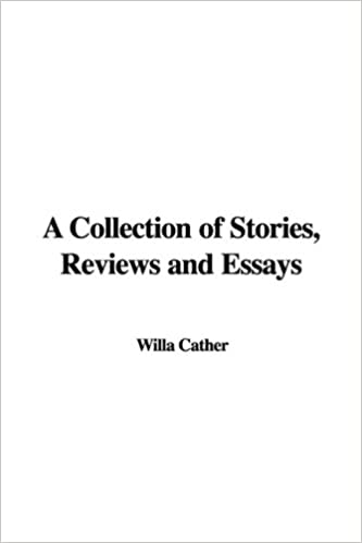essays about willa cather