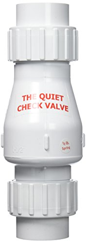 """Zoeller 30-0040 1.5"""" PVC Quiet Union Check"""
