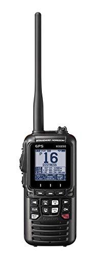 Standard Horizon HX890 Black Handheld VHF