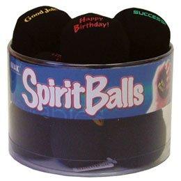 IMAK Spirit Balls Motivational Inspirational reward sayings such as