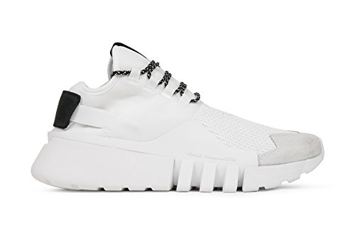 adidas Y-3 Men Ayero White Footwear White core Black for sale  Delivered anywhere in USA