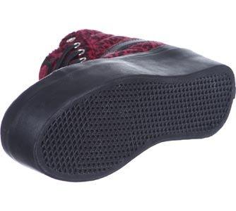 Platform rrfaiu zapatos pt510 Vans Donna fantasía Red Leopard