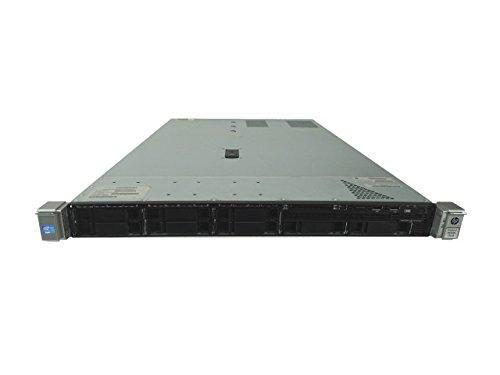 HP ProLiant DL320e G8 8-Bay SFF 1U Server, 1x E3-1220L V2 2.3GHz 2C, 4GB DDR3, 8X 1TB 7.2K SAS 2.5, P420, 1x 460W PSU, No Rails (Certified Refurbished)