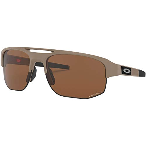 Oakley Men's OO9424 Mercenary Rectangular Sunglasses