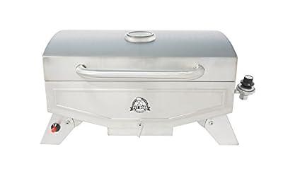 Pit Boss Grills PB100P1 Stop Single-Burner Portable Tabletop