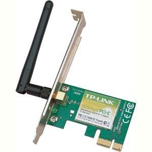 TP Link 150m Wireless N PCI Express Adapter Detachable Antenna WN781ND
