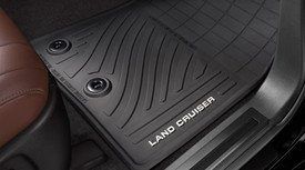 TOYOTA PT206-60160-02 All All Weather Floor Liner