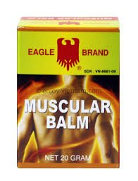 Eagle Brand Muscular External Analgesic product image