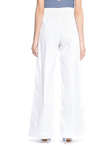Pantalones Brillante Brillante Bianco Brillante Bianco Mujer Pinko Mujer Pinko Pantalones Pantalones Mujer Pinko Bianco Mujer Pinko Pantalones HfPBqxn