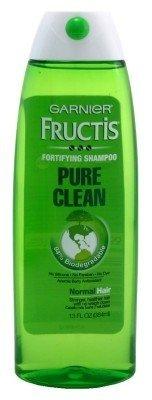 Garnier Fructis Shampoo Pure Clean 13 Ounce (Normal Hair) (384ml) (3 (Pure Care Shampoo)