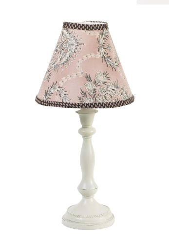 Cotton Tale Designs Nightingale Standard Lamp and Shade ()
