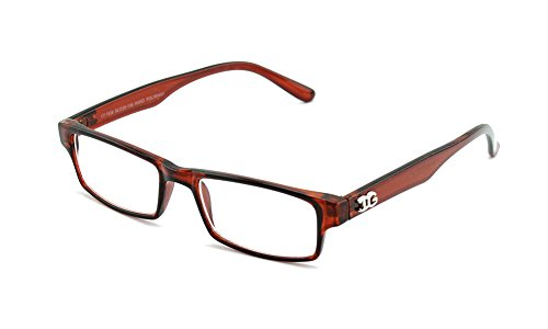 "Newbee Fashion- ""IG"" Unique Simple Reading Glasses"