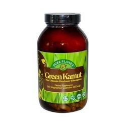 Green Kamut - Agropyre poudre - poudre de jus d'herbe de blé