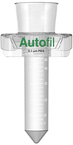 Autofil 146-5113-RLS 50 ml Conical Filter Unit, 0.1 µm PES Membrane (Pack of 24) by Foxx Life Sciences