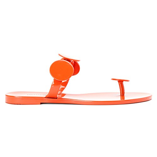 Bernardo Womens Moon JY Jelly Sandal Orange Jelly/Orange Jelly CQ2crgqFni
