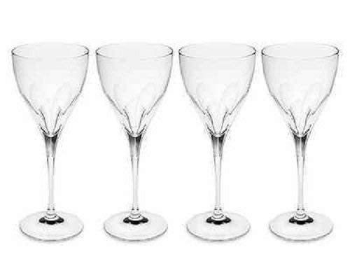 Vera Wang Cabochon Wine Glasses, Set of ()