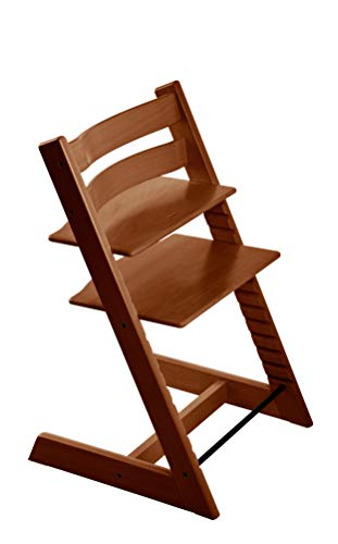Stokke 2019 Tripp Trapp Chair, Chair Only, Walnut Brown
