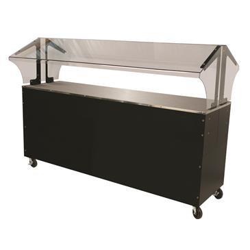 Advance Tabco B5-STU-B-SB Portable Solid Top Buffet Table (Solid Table Portable Buffet Top)
