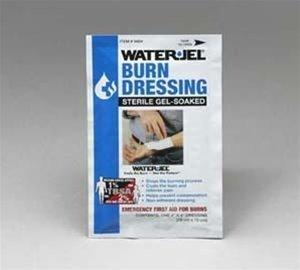 - Water Jel Burn Dressing, Sterile 4