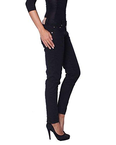 Jean Noir 900 6M7000 28473 Skinny Femme Pierre Balmain pour Super 5Yq8wFzw