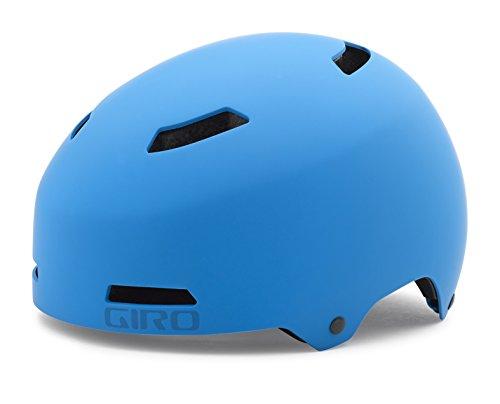 Giro Dime Bike Helmet - Kid's Matte Blue Extra Small (Small Helmet Extra)