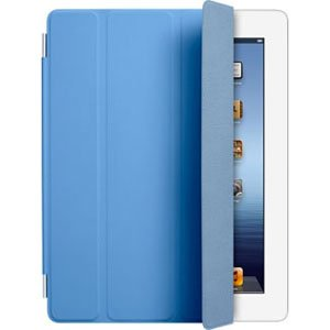 Apple iPad Smart Cover - Polyurethane - Blue by Apple