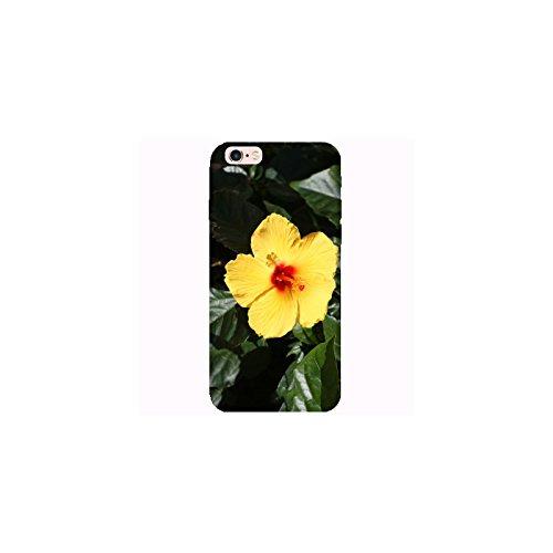 Coque Apple Iphone 6-6s - Fleur Hibiscus