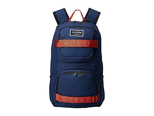 Dakine Duel Backpack - External Carry Straps - Laptop Sleeve - 26 L (Best Front Loading Backpack)