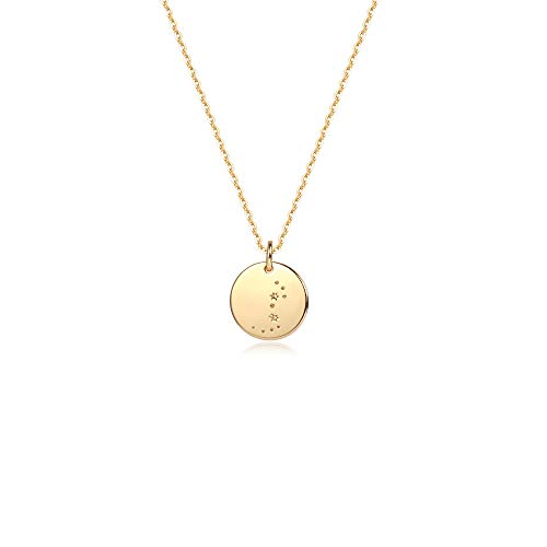 Mevecco Constellation Necklace Horoscope Minimalist product image