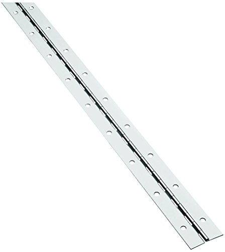Stanley Hardware SC311 1-1/2' X 30' Continuous Hinges in Nickel