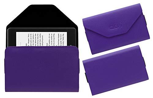 Acm Pouch Case Compatible with Kindle Paperwhite 10th Gen 6  Tablet Flip Flap Cover Purple