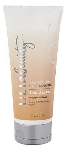 Ulta Beauty Bronze Glow Self Tanning Tinted Lotion ~ Medium to Deep 6 Fl Oz