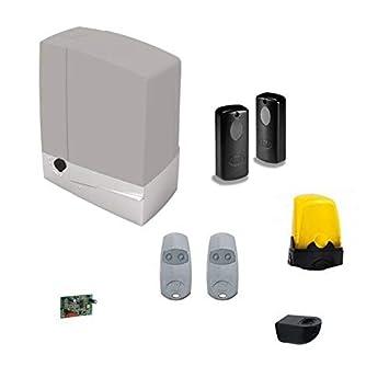Came Kit Automatisme Portail Coulissant 230v Bxv400k Came 8k01ms 003 Cam 8k01ms 003