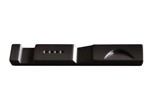 224porcelain Ceramic Cutlery/Knife/ Chopsticks Rest Multifunctional All-in One Design BLACK