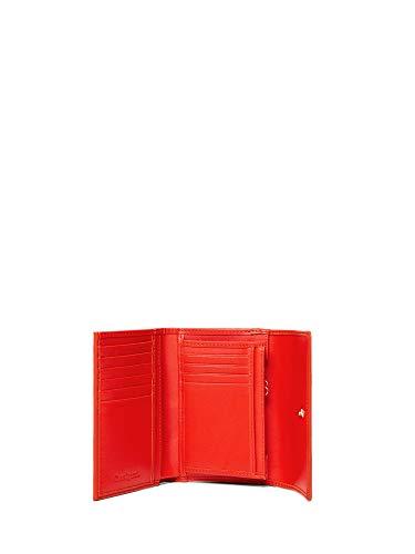 Cammell Ambra Dark Portafoglio Rosso Desigual Alba Donna zqAXntnfx4