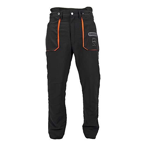 OREGON Yukon Chainsaw Protective Trousers, Protection Type A Class 1, Size Medium (EU 46-48) (295435/M)