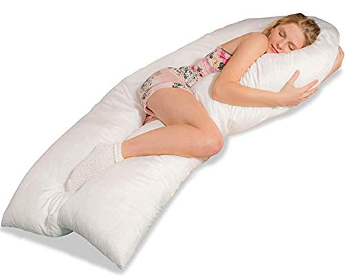 XXL Jumbo para dormir de lado de almohada de cuerpo entero schwangerschafts de cojín almohada