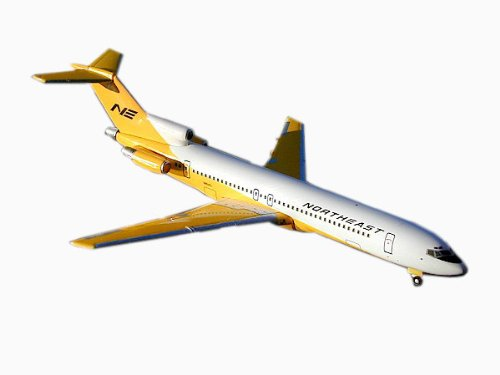 Gemini Jets Northeast (Yellowbird) B727-200 1:400 Scale