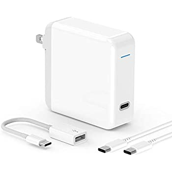 Amazon.com: Macally USB-C Charger with Magsafe Magnetic Type ...