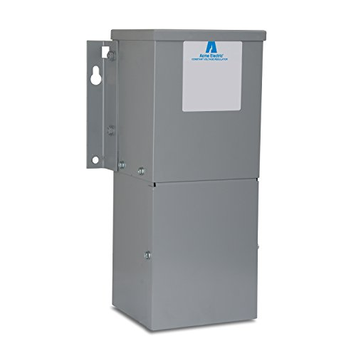3 Kva Models (Acme Electric T169436 Hardwired Model Constant Voltage Regulator, 1 Phase, 3 kVA, 60 Hz, 95-132 x 166-228 x 192-264 x 384-528 Primary Volts, Steel, Gray)