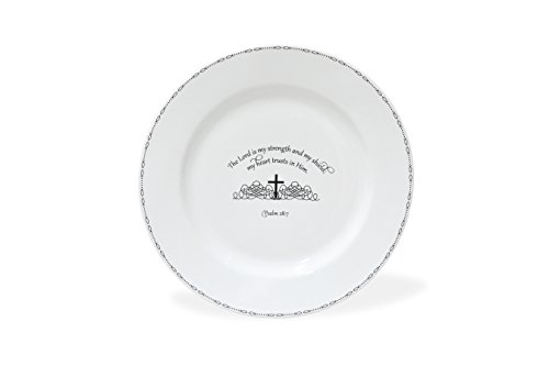 222 Fifth 1047BK801A1A05 Table Graces 16 Piece Dinnerware Set, White by 222 Fifth (Image #1)