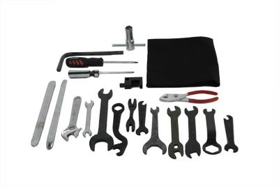 V-Twin 16-0840 Rider Early Tool Kit For