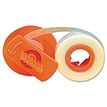 """Package of Two"" Brother AX10, AX12, AX12M, AX15, AX18 and Others Typewriter Correction Ribbon Lift Off Tape, Compatible"