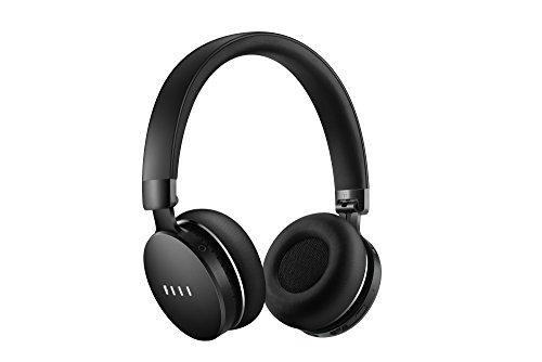 FIIL CANVIIS Pro Wireless On-Ear Headphones- Black